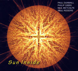 Dunmall / Gibbs / Metcalfe / Rogers: Sun Inside (FMR)
