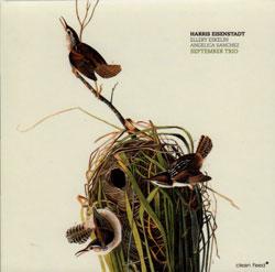 Eisenstadt, Harris: September Trio (Clean Feed)