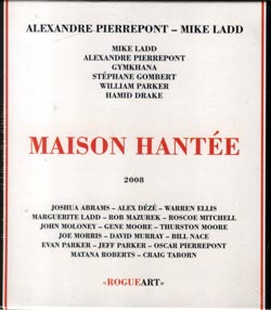 Pierrepont / Ladd: Maison Hantee (Haunted House) (RogueArt)