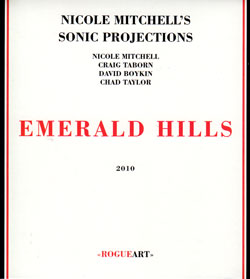 Mitchell, Nicole Sonic Projections: Emerald Hills (RogueArt)
