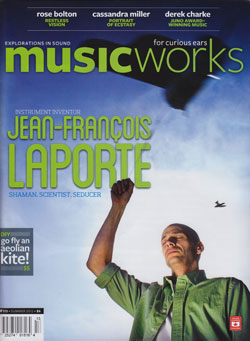 MusicWorks: #113 Summer 2012 [MAGAZINE + CD]