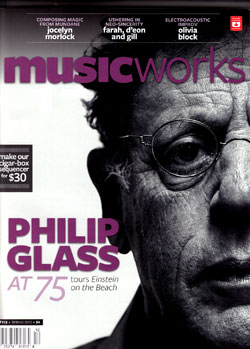 MusicWorks: #112 Spring 2012 [MAGAZINE + CD] (Musicworks)