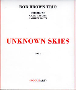 Brown, Rob: Unknown Skies (RogueArt)