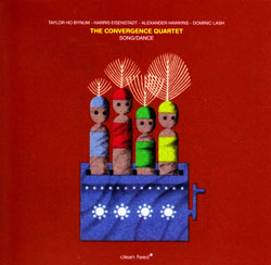 Convergence Quartet (Bynum / Einsenstadt / Hawkins / Lash): Song / Dance (Clean Feed)