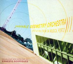 Variable Geometry Orchestra: live at the casa da musica, porto (Creative Sources)