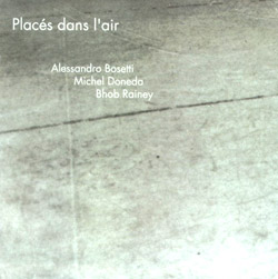 Bosetti / Doneda / Rainey: Places dans l'air (Potlatch)