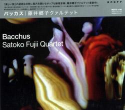 Fujii, Satoko Quartet: Bacchus