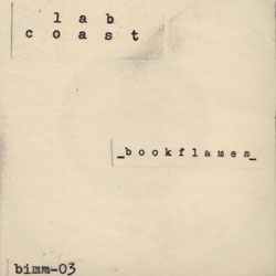 "Lab Coast: Bookflames [3"" CD]"