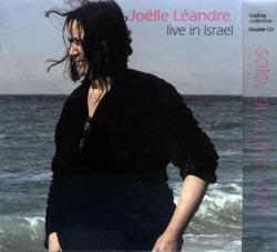Joelle Leandre: Live in Israel (Kadima Collective)