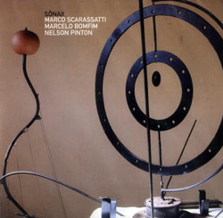 Scarassatti / Filho / Bomfim: Sonax (Creative Sources)