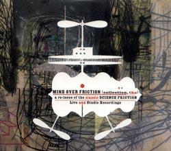 Berne, Tim: Science Friction 3CD (Screwgun)