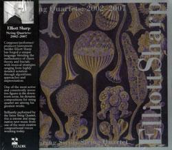 Jennifer Choi: Gregor Huebner; Ron Lawrence; Mike Bloc: Sharp: String Quartets Volume 2