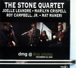Leandre / Crispell / Campbell, Jr. / Maneri - The Stone Quartet: DMG @ The Stone, December 22, 2006