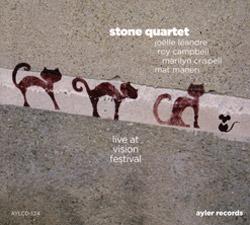 Stone Quartet (Leandre / Campbell / Crispell / Maneri): Live at Vision Festival (Ayler)